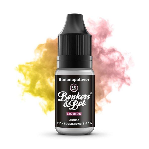 Bonkers & Bob Liquids - Aroma Bananapalaver 10 ml