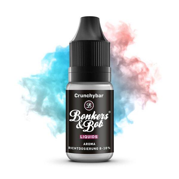 Bonkers & Bob Liquids - Aroma Crunchybar 10 ml