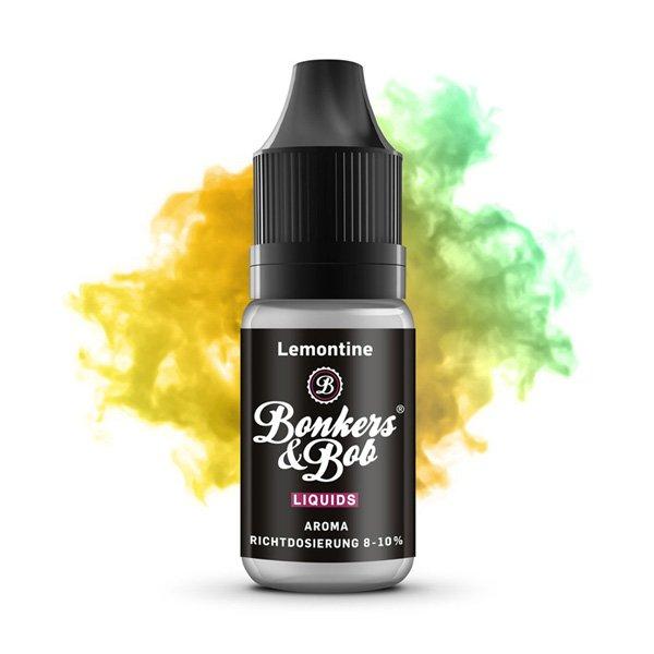 Bonkers & Bob Liquids - Aroma Lemontine 10 ml