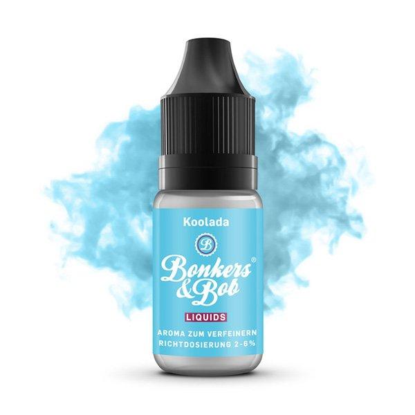 Bonkers & Bob Liquids - Essential Aroma Koolada 10 ml