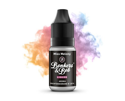 Bonkers & Bob Liquids - Aroma Miss Melony 10 ml